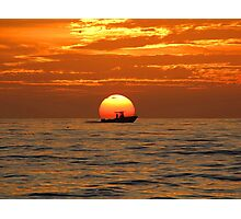 Tomorrow Will Be Another Great Day Photographic Print