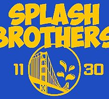 Splash Brothers by r72e7j