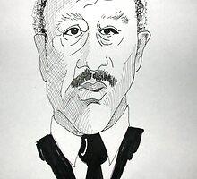 Anwar Sadat by annimoonsong