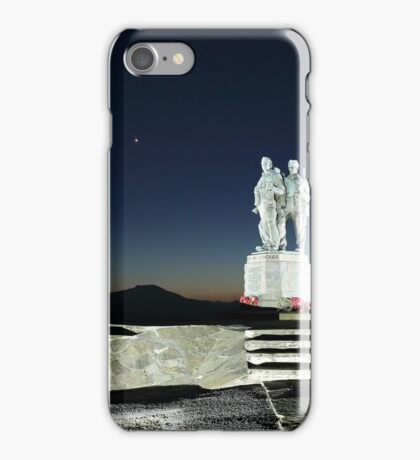 Commando Memorial iPhone Case/Skin