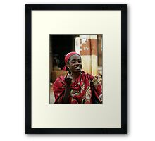 North Cameroon Framed Print