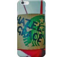 Hazel Grace Starbucks Cup iPhone Case/Skin