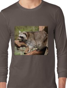 Mr Raccoon Long Sleeve T-Shirt