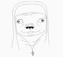 Pug nun Kids Clothes