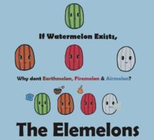 The Elemelons Kids Clothes