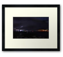Fremantle Fury  Framed Print