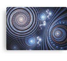 Space Harmony Canvas Print