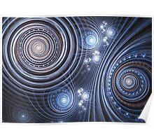 Space Harmony Poster
