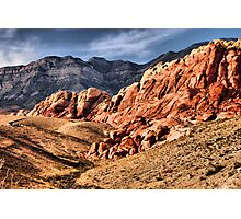 Red Rock State Park Photographic Print