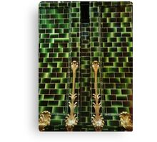 Ministry of Magic Wall  Canvas Print