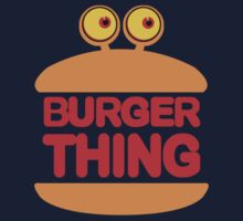 Burger Thing Kids Tee