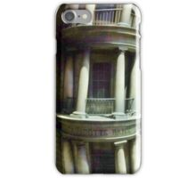 Gringotts Bank iPhone Case/Skin