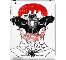 Bat Face iPad Case/Skin