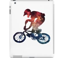BMX Galaxy iPad Case/Skin