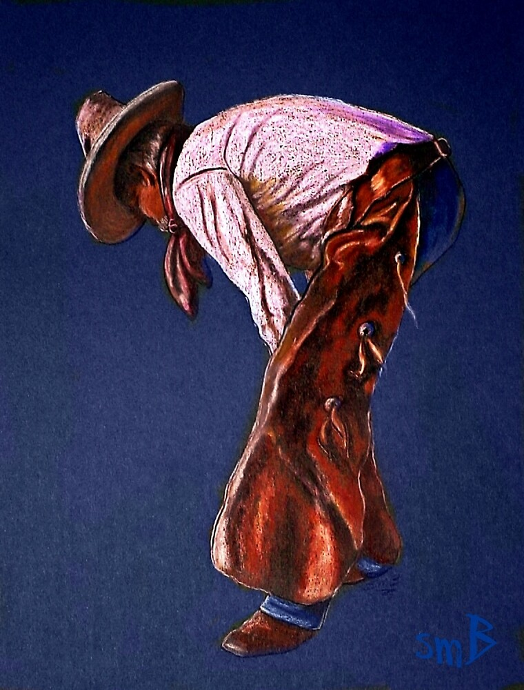 """""""I'm An Ole' Cowhand"""" by Susan Bergstrom"""