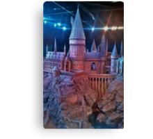 Hogwarts 1.0  Canvas Print