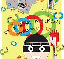 Cereal Killer by bloodyactress