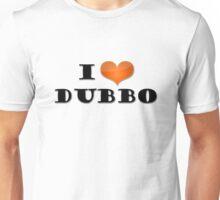 I love Dubbo... in orange! T-Shirt