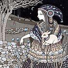 Shepherdess by Anita Inverarity