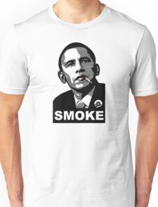 Smoking is NOT a crime!! T-Shirt