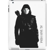 Arrow - Al Sah-Him, heir to the demon iPad Case/Skin