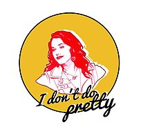 """I don't do pretty"" // Max // 2 Broke Girls by Kayleigh Brookes"