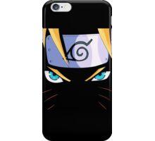 Naruto's Eyes iPhone Case/Skin