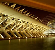 Science City, Valencia by zarkhoc