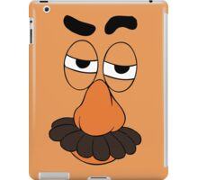 Toy story - MR. Potato Face iPad Case/Skin