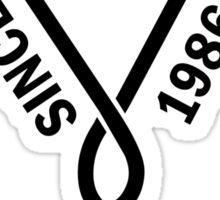 1986 Sticker