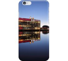 River Clyde Reflections iPhone Case/Skin