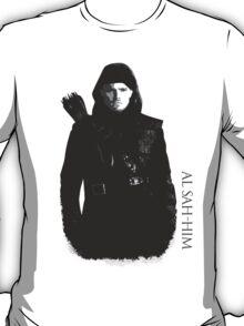 Arrow - Al Sah-Him, heir to the demon T-Shirt