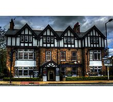 Diamond Inn Photographic Print