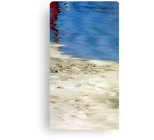 Beach detail Canvas Print
