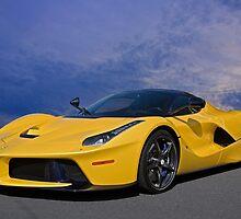 2014 Ferrari 'LaFerrari' I by DaveKoontz