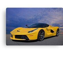 2014 Ferrari 'LaFerrari' I Canvas Print
