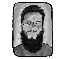 Beard Photographic Print