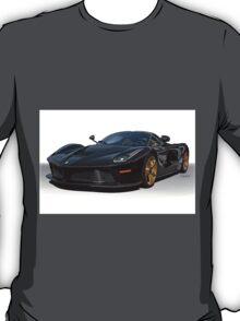 2014 Ferrari 'LaFerrari' 3Q Driver Side T-Shirt