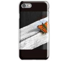 butterfly selective iPhone Case/Skin