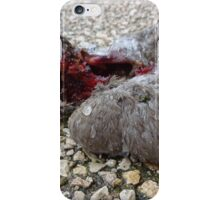 Flying Rat Bird Without Head n°5 iPhone Case/Skin