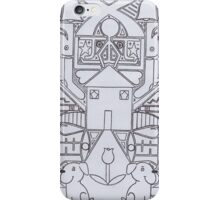 Who Let The Dogs Out? iPhone Case/Skin
