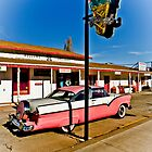 Route 66 Williams Arizona Cruisers Welcome by photosbyflood