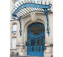 Art Nouveau at Nancy (F) Photographic Print