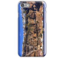 Firá Harbour and Town iPhone Case/Skin