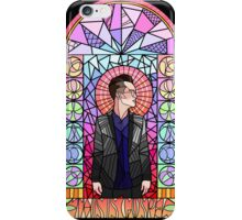 This is Gospel Stain Glass  iPhone Case/Skin