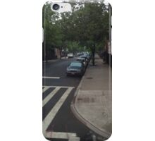 NYC Street iPhone Case/Skin