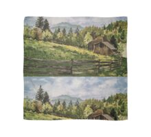 Colours of Bucovina Scarf