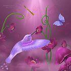 Enchanted Garden by JaneEden
