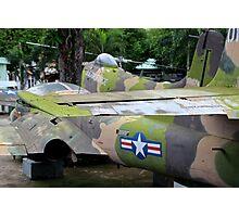 US Air Force Aircraft - Ho Chi Minh City, Vietnam. Photographic Print