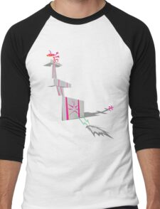 That's the tower of love! Men's Baseball ¾ T-Shirt